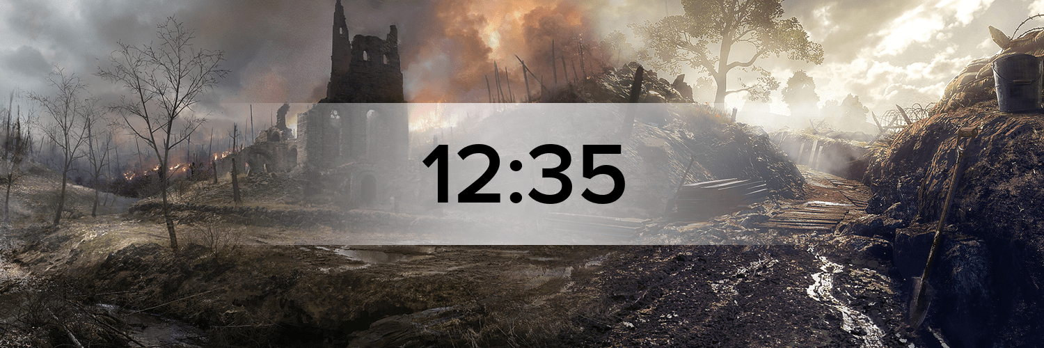 Battlefield 1 – They Shall Not Pass Hostbanner