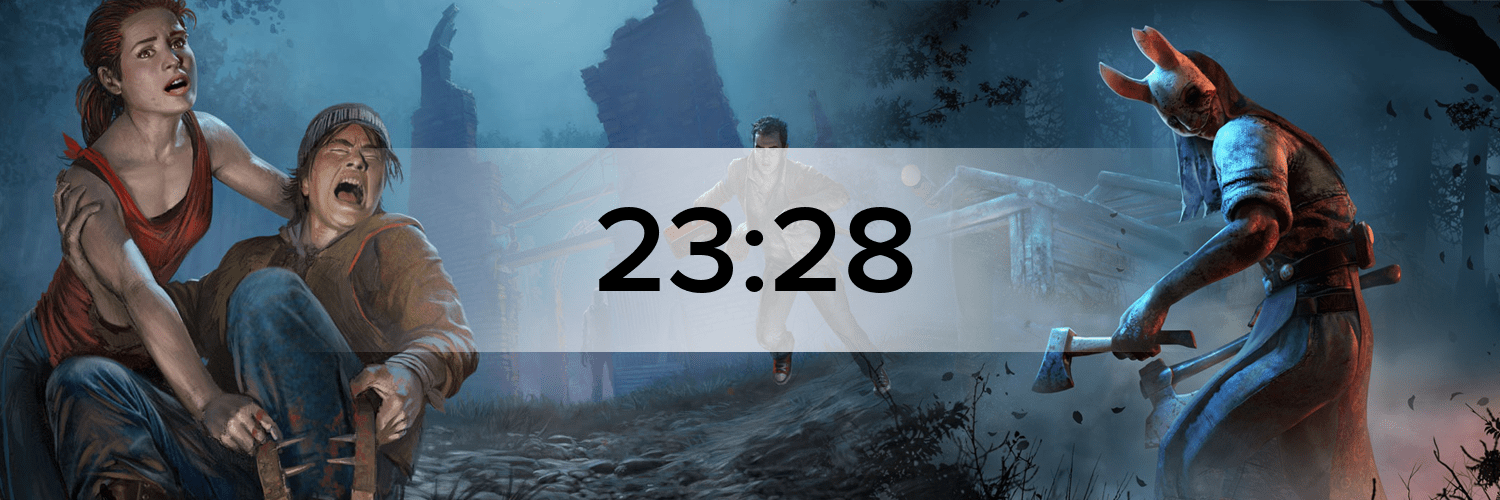 Dead by Daylight Hostbanner