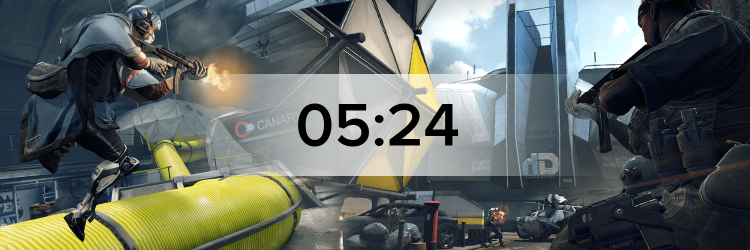 Dirty Bomb Hostbanner