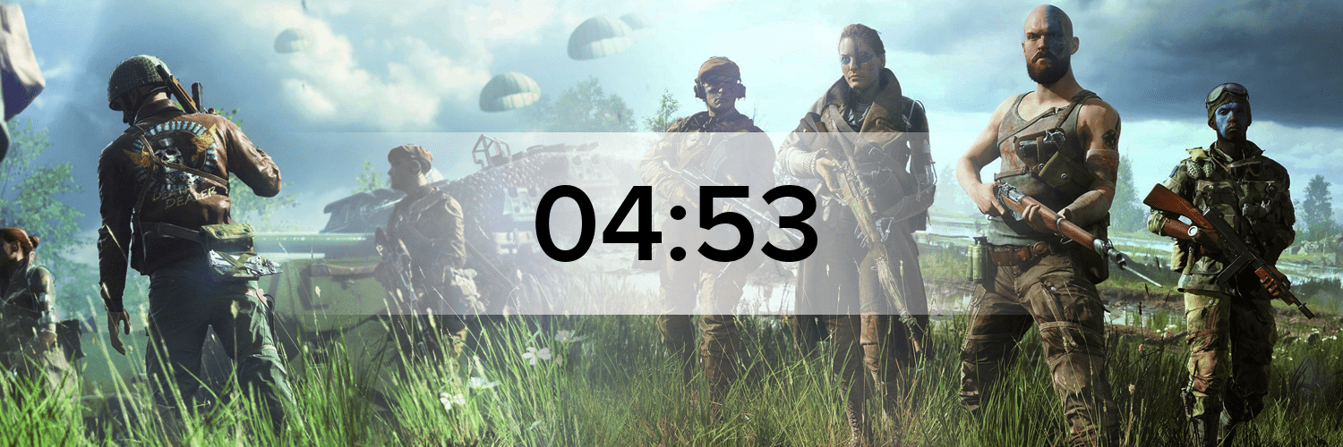 Battlefield 5 Hostbanner