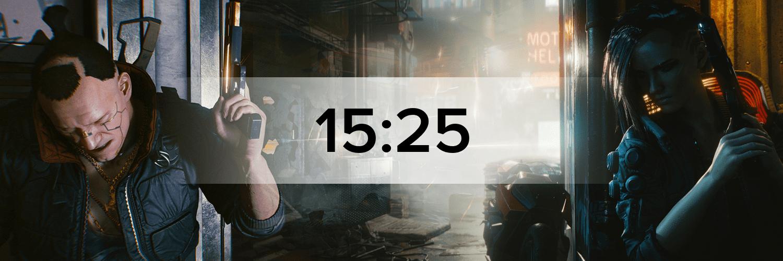 Cyberpunk 2077 Hostbanner