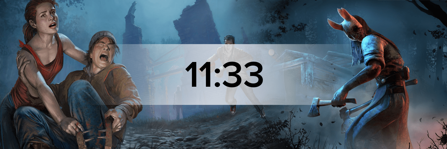 Dead by Daylight - Variante 1 Hostbanner