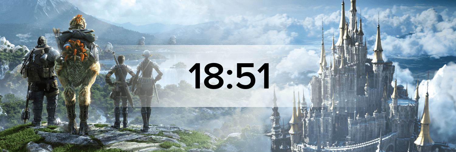 Final Fantasy XIV Hostbanner