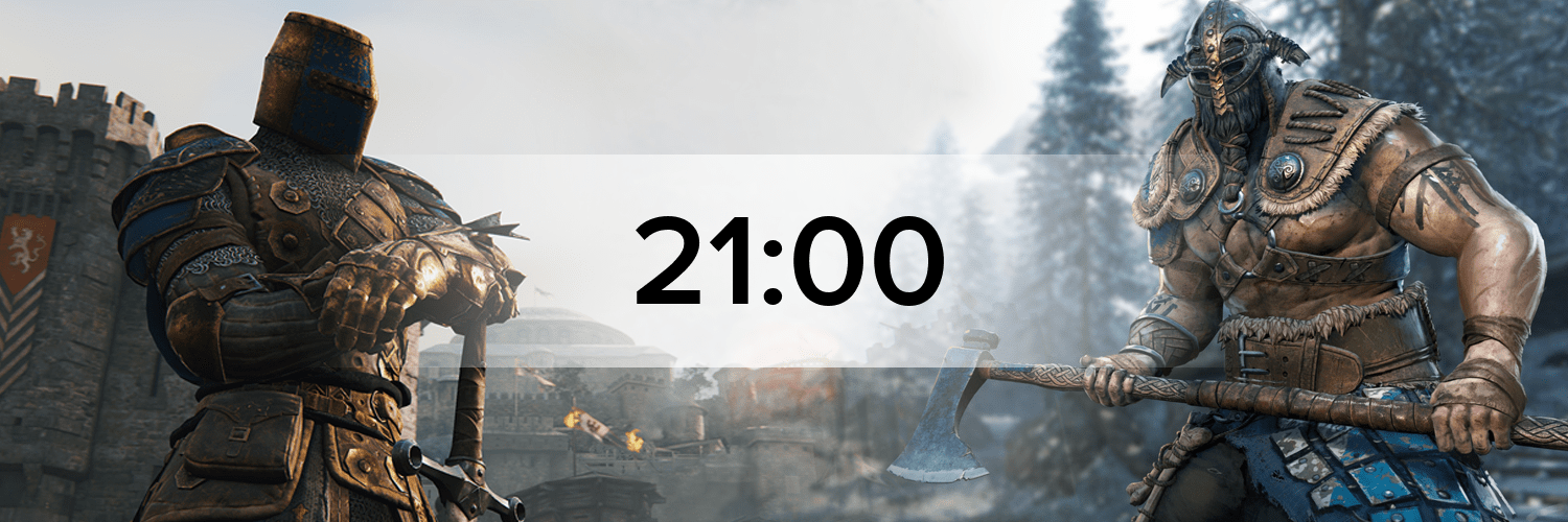 For Honor Hostbanner