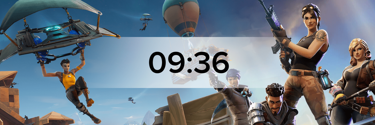 Fortnite Battle Royale Hostbanner