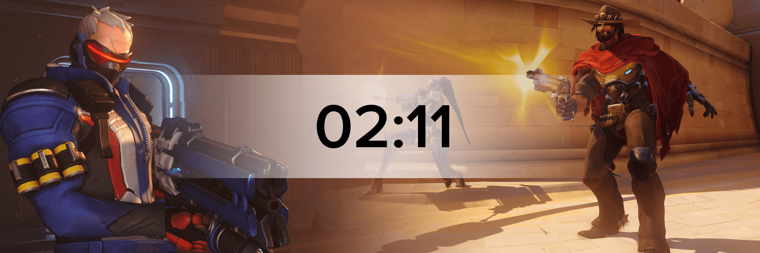 Overwatch - Variante 2 Hostbanner