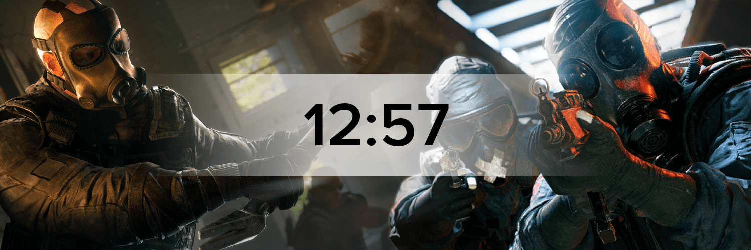 Rainbow Six: Siege Hostbanner