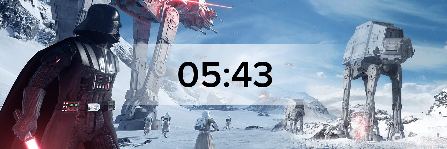 Star Wars: Battlefront Hostbanner