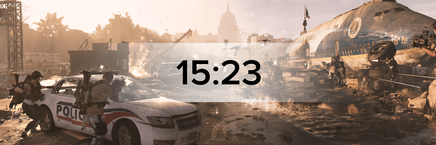 The Division 2 Hostbanner